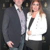 Brendan Callan and Jane Callan pictured at the opening of  Wilde Bar Club and Venue in Wicklow Street ,DublinPic Brian McEvoy
