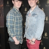 Matthew Ennis and Eoin Ennis pictured at the opening of  Wilde Bar Club and Venue in Wicklow Street ,DublinPic Brian McEvoy