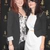 sarah Faulkner and Nicole Ellis pictured at the opening of  Wilde Bar Club and Venue in Wicklow Street ,DublinPic Brian McEvoy