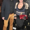 Dave Bourke and Maria Fusco pictured at the opening of  Wilde Bar Club and Venue in Wicklow Street ,DublinPic Brian McEvoy
