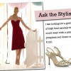 Ask the Stylist: Gold Sandals