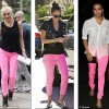 Trendy Thursday: Coloured Jeans