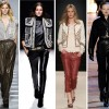 Trend We Like: Leather Trousers