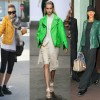 Trend We Like: Coloured Biker Jackets