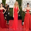 Red Carpet Watch: The Golden Globes