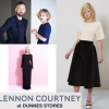 Lennon Courtney at Dunnes Stores