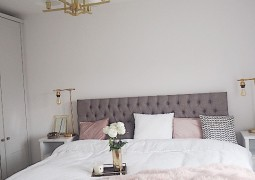 Interiors: How I styled the bedroom