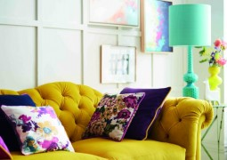 Interiors: Joules and DFS Sofa Collection