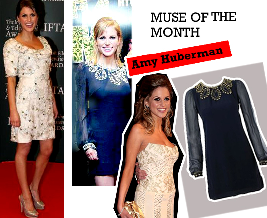 Muse of the Month: Amy Huberman