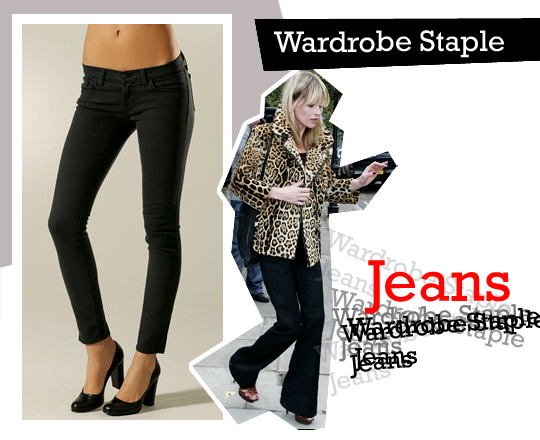 Wardrobe Staple: Jeans