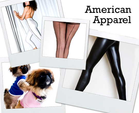 Shop Watch: American Apparel to open in Ireland