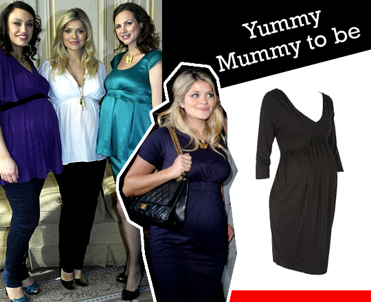 What She Wears: Yummy Mummy to be