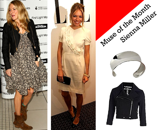 Muse of the Month: Sienna Miller