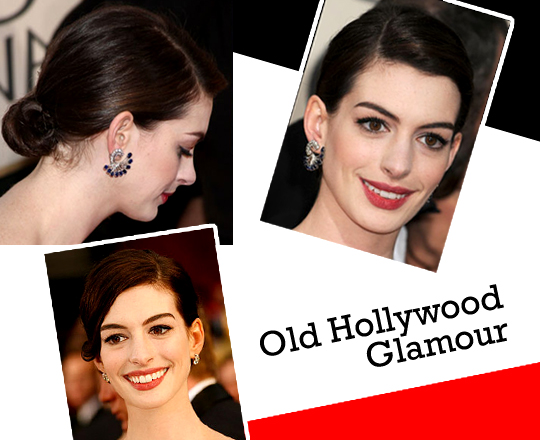 What She Wears: Old Hollywood Glamour
