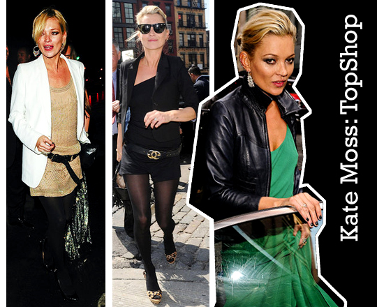Collection We Covet: Kate Moss Topshop