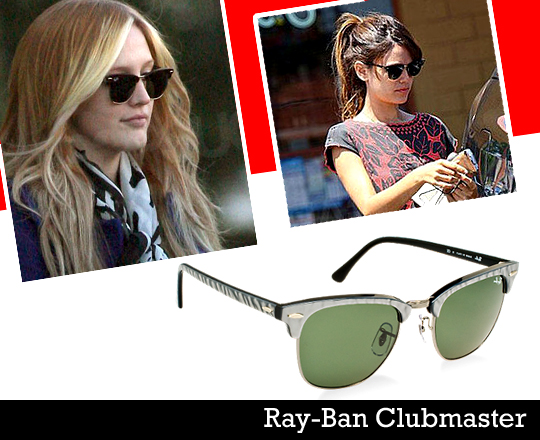 Trend We Like: Ray-Ban Clubmasters