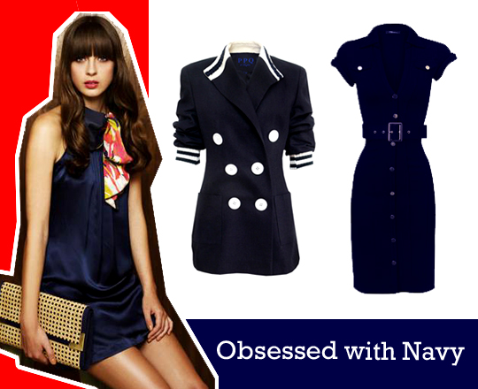 Obsessed With:Navy