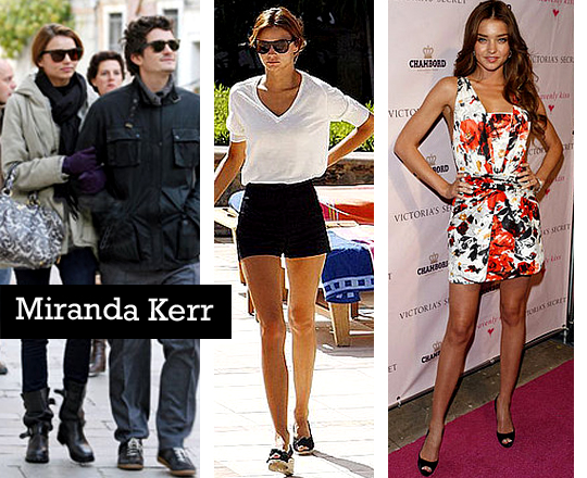 Model Watch: Miranda Kerr