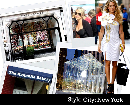 Style City: New York