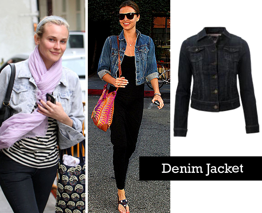 Go Buy Now: Denim Jacket