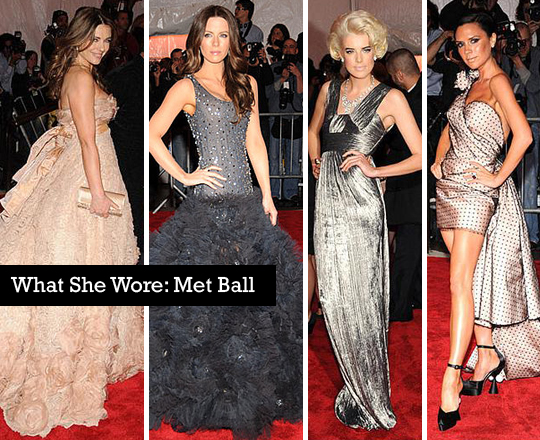 What She Wears: Met Ball