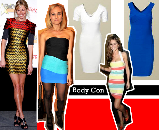 Style We Love: Bodycon