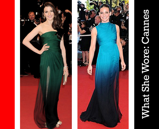 What She Wore: 2009 Cannes Film Festival