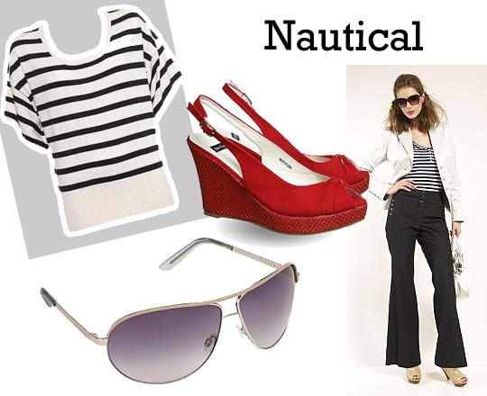 How to Wear the Nautical Look