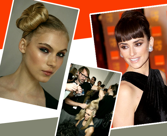 Hair Trend We Like: High Bun