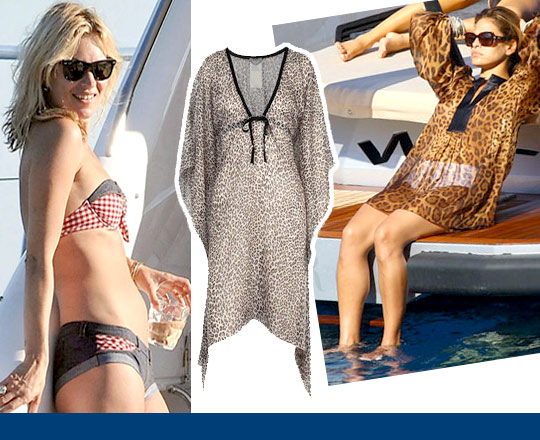 Fashion Designers Holiday With Celebs