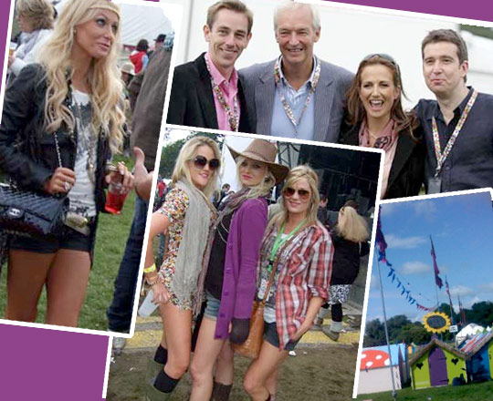 What She Wears: Electric Picnic 2009