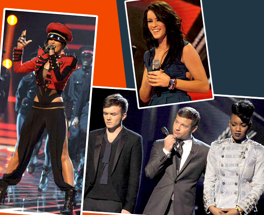 X Factor Style: Live Show Week 2