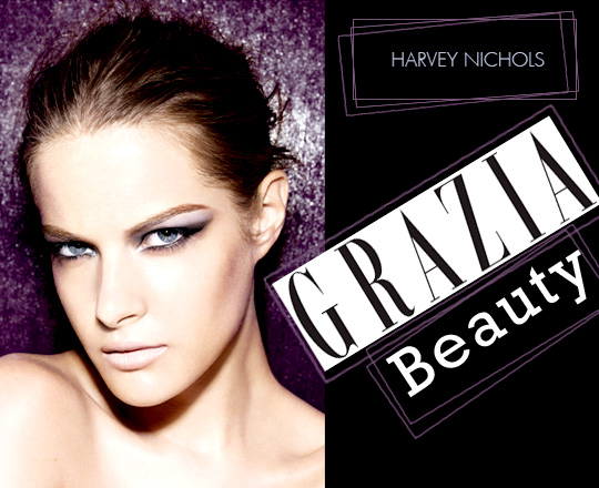 Grazia & Harvey Nics Beauty Event Giveaway