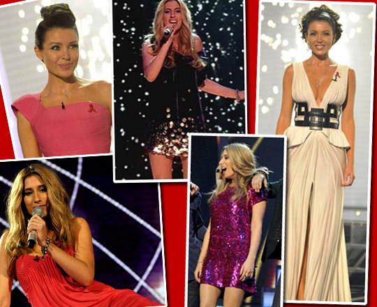 X Factor Style Week 8