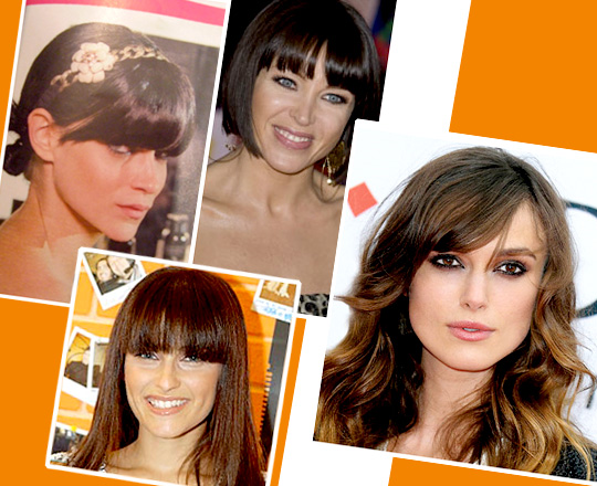 Hair Trend We Like: Fringe