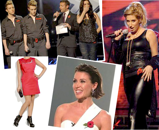 X Factor Style Week 5