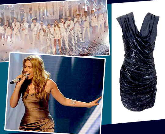 Catch the X Factor Style from the weekend
