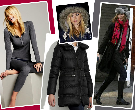 What She Wears: Cold Weather