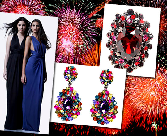 What She Wears: New Years Eve