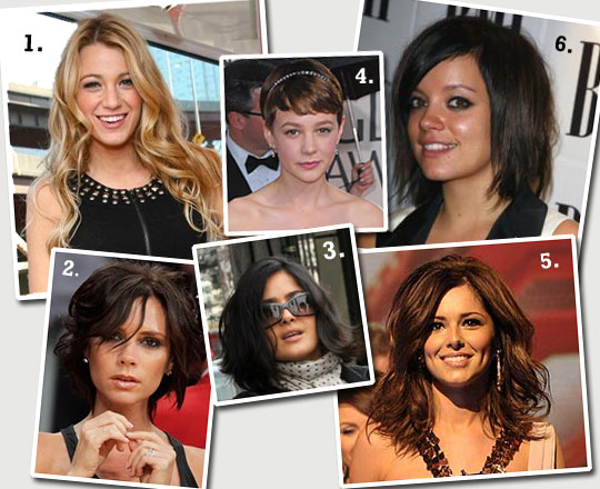 Hairstyle Trends For 2010