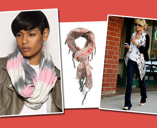 What She Wears: Scarves