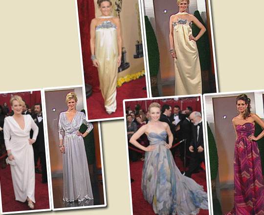 Studio 54: Red Carpet Gowns Recreated