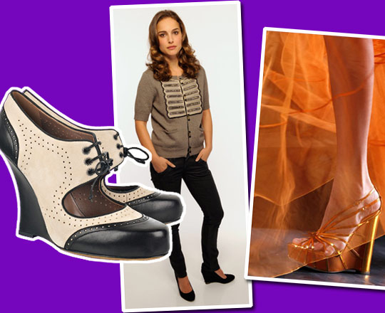 Accessory Report: Wedges