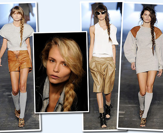 Influenced By: Alexander Wang