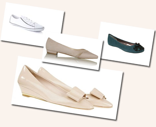 Top 5: Flat Shoes