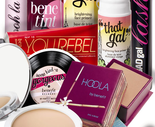 Win €150 worth of Benefit products