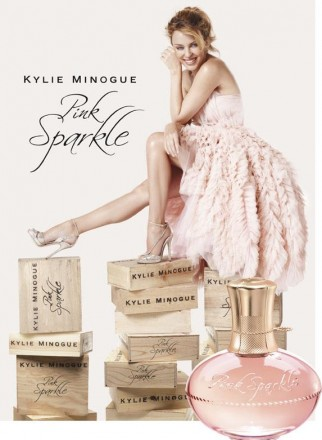 Win Kylie Pink Sparkle