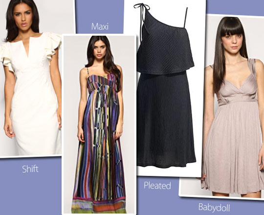 Summer Dresses to Suit Your Body Shape