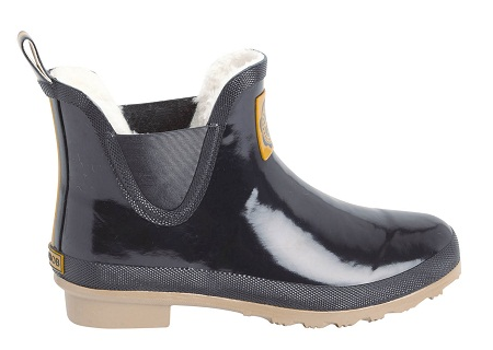 Joules-Glossy-Wellibob Boots