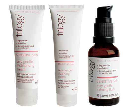 Beauty: Sensitive Skin Solutions
